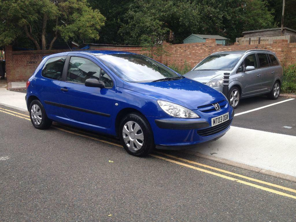 2003 Peugeot 307 1 4 Style 3dr Hatchback 5 Month Mot In Ipswich Suffolk Gumtree