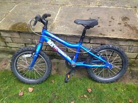 """Boy's RIDGEBACK MX16"""" Bike"""