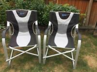 Kampa Directors Chairs