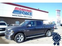 2016 Ram 1500 Sport Crew Cab Short Box - 5.7L Hemi V8 - Seats 5 Edmonton Edmonton Area Preview