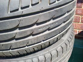 Forceum 225/55 ZR17 Tyres
