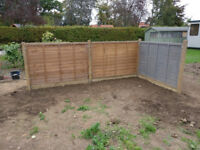 Cheap Fence and Patio Repair Capel Manor Student from £90pd