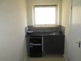 Newly Built Studio Apartments in Stoke (Single Available)