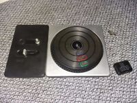 Dj Hero Turntable & usb receiver Ps3 good condition