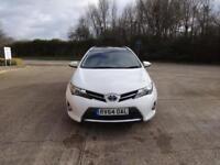 Toyota Auris VVT-I Icon Plus (white) 2014