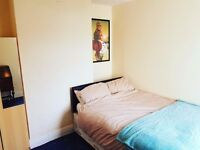 Double Room in Fratton Bills & Wifi inc