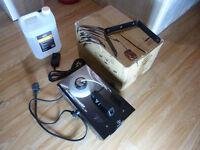 Lanta Nebula 1000 Smoke Machine 1000W High Output