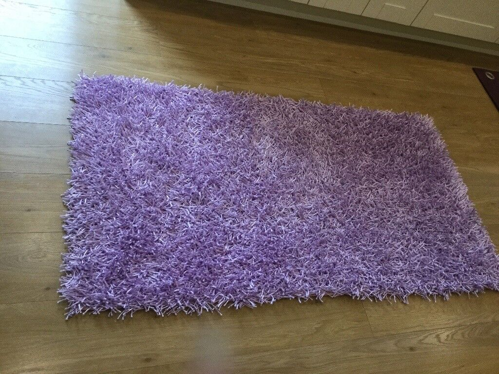 Lovely lilac rug