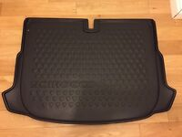 VW Scirocco semi-rigid load liner -excellent condition, genuine VW accessory
