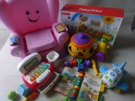 Fisher Price Chair Bundle