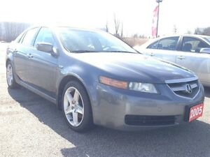 2005 Acura TL LEATHER / ROOF / ALLOYS / VERY CLEAN