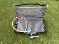 Laptop Gas BBQ with Gas Canisters