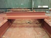 Steel beams for sale