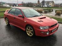 Subaru Impreza Turbo 2000 40k genuine Miles
