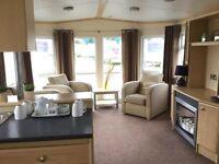 Static caravan for sale Norfolk Nr Beach Nr fishing lakes Norfolk Broads Cherry Tree Holiday Park