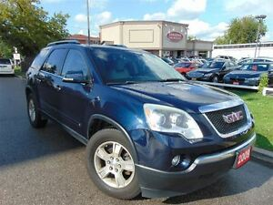2009 GMC Acadia SLT-NAVI-LEATHER-SUNROOF-AWD