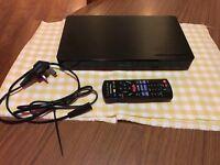 BLU-RAY PLAYER BUNDLE Panasonic 3D Smart Network Disc Player PLUS REMOTE + CABLE Mint unboxed