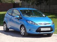Ford Fiesta Edge 3dr (blue) 2010