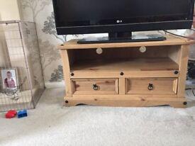 Wood TVs unit