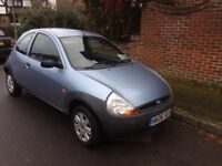 Ford KA in very good condition 6 months MOT