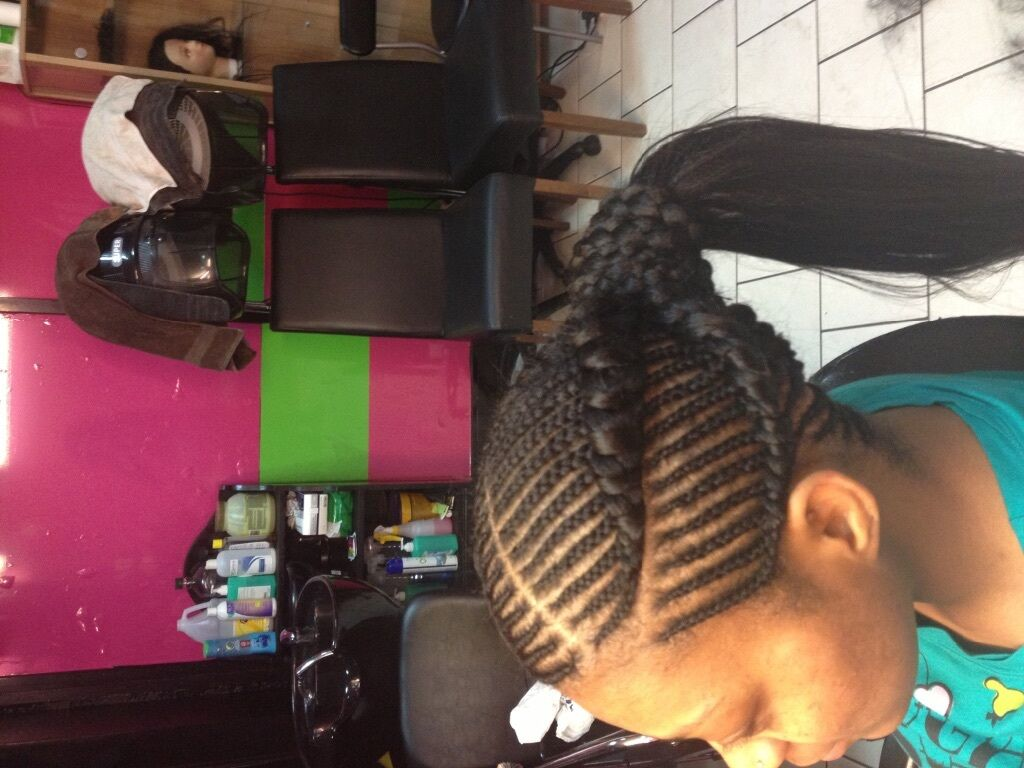 LINDA STYLE mobile And salon service  Waves braids cornrows