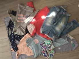 Baby clothes bungle 6-9