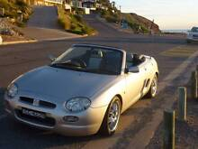 2000 M.G. MGF VVC Coupe ONLY 59,900kms!! Eden Hills Mitcham Area Preview