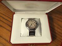 Cartier Ballon Bleu 42mm 3001 Watch.