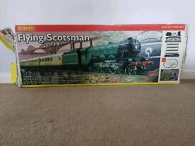Flying Scotsman Hornby Train Set