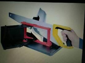Angle cutting device