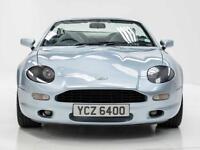 Aston Martin DB7 VOLANTE (silver) 1998-02-10