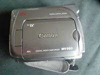 Canon Digital Video Camcorder MV6i
