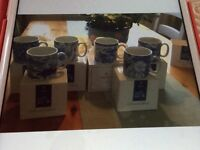 6 Spode cups for sale