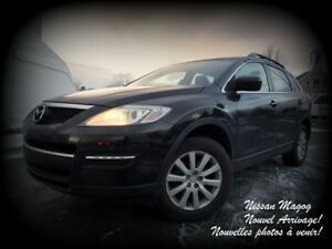 2007 Mazda CX-9 GS + AWD + 7 PASSAGERS + MAGS!!!