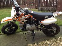 Slam 70cc mini motorbike