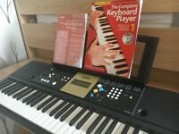 Yamaha Digital Keyboard (PSR-E223) with Owners Manual.Good condition. Great for beginners.