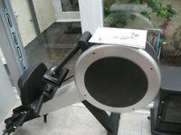 Infiniti/Bodymax R100 APM Premier Rowing Machine HIGH QUALITY. Folding and long beam.