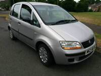 Fiat panda active Multijet (Diesel )04 cheap tax, ins 65mpg approx same lady owner11yrs
