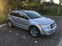 Dodge Caliber 2.0 SXT SPORT, Semi Auto, Low Mileage, 1 Previous owner - Like Golf, Astra, Focus