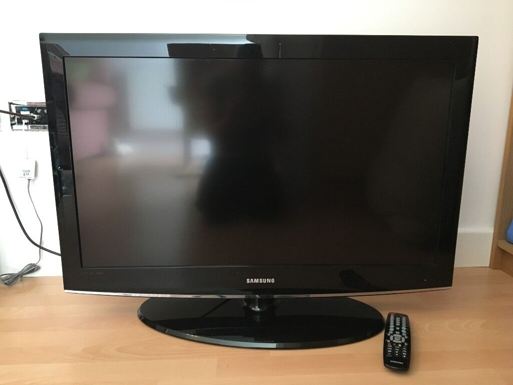 Samsung Le37a457c1d 37 Quot 768p Hd Lcd Television With Remote