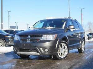 2015 Dodge Journey R/T! AWD! V6! Heated Seats!