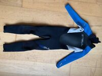 Kids Gul Response XFlex wetsuit