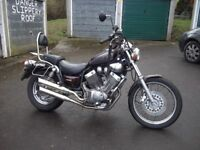 Yamaha XV535 Nreg (1995) 9500 miles , low seat height, cheap to tax and insure £1995
