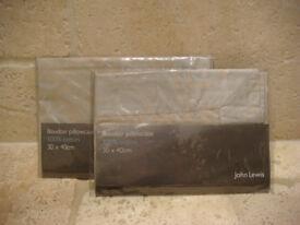 John Lewis boudoir pillowcases