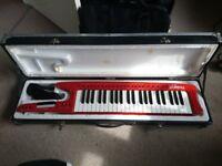 Roland Ax1 MIDI Keytar + Flightcase