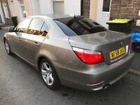 BMW E60 520d 2009 business edition low miles 84K
