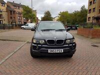Still for sale BMW X5 3.l diesel.