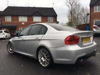 55/2006 BMW 318I M SPORT SALOON 335I CONVERSION FULLY LOADED MINT CONDITION PX/SWAP!!