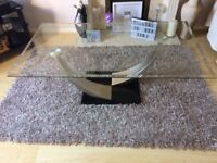 Glass Table- £60