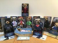 **Collection of 11 Meerkats - all the way from Meerkova** **£8 each**